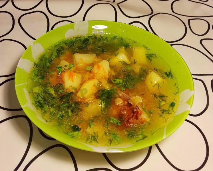Топ 10 рецептов суп гороховый в мультиварке