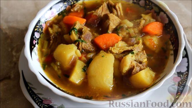 10 вкуснейших рецептов суп с мясом