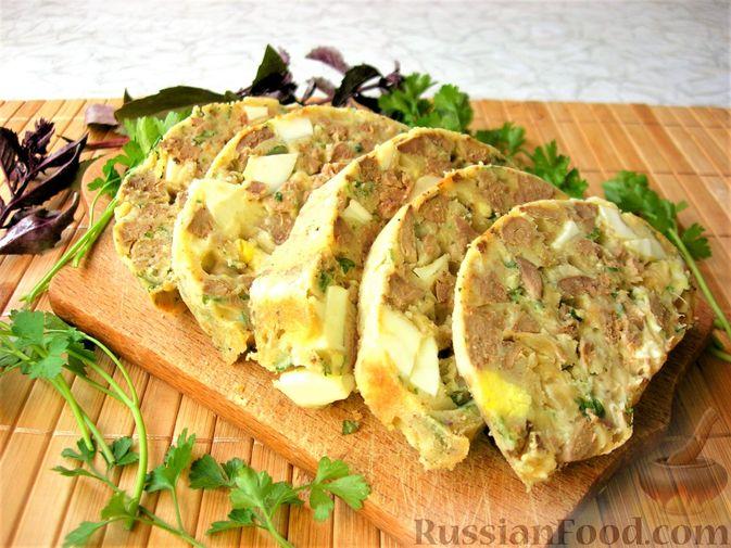 10 вкуснейших рецептов диетические блюда из куриной печени