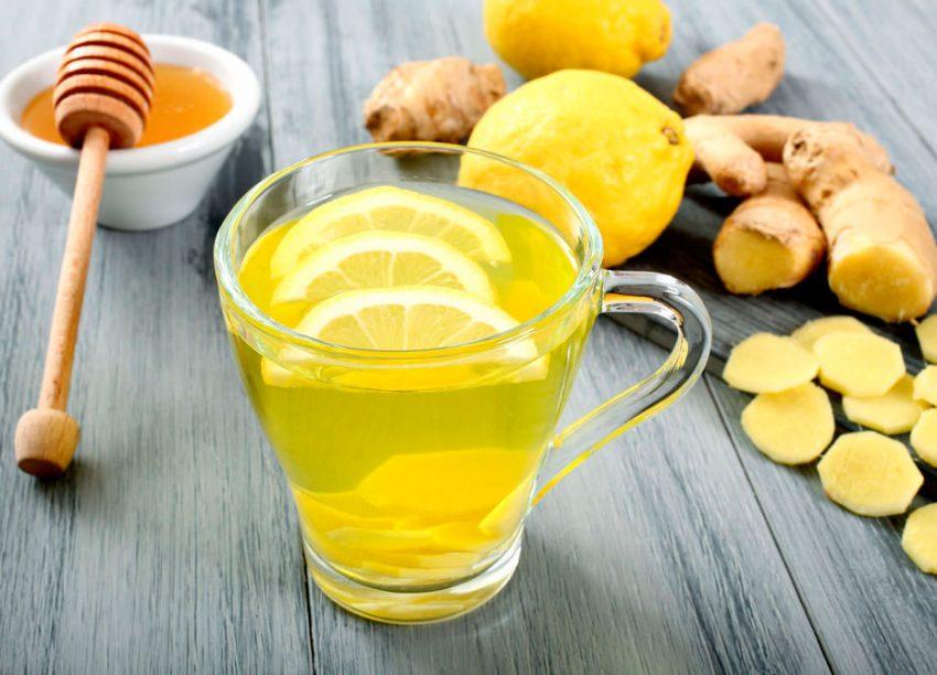 Топ 10 рецептов (126 ккал) имбиря с лимоном для похудения вкусные диетические низкокалорийные блюда с БЖУ