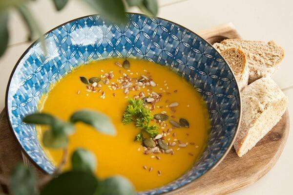 Топ 10 рецептов (508.5 ккал) тыквы для похудения вкусные диетические низкокалорийные блюда с БЖУ