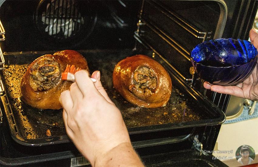 Как приготовить свиную рульку чтобы была мягкая и сочная рецепты