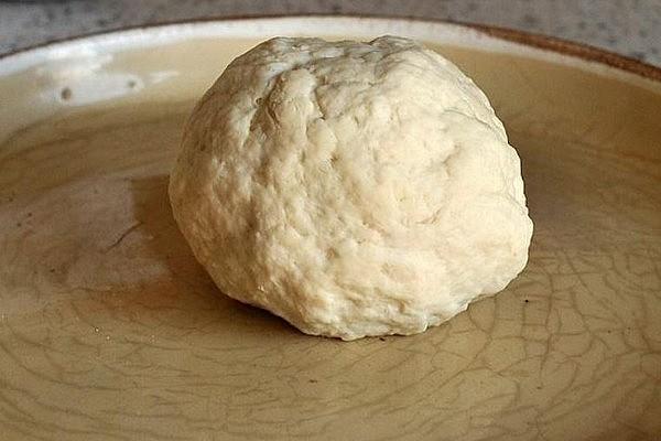 Тесто для бешбармака