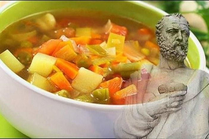 Суп Гиппократа рецепт