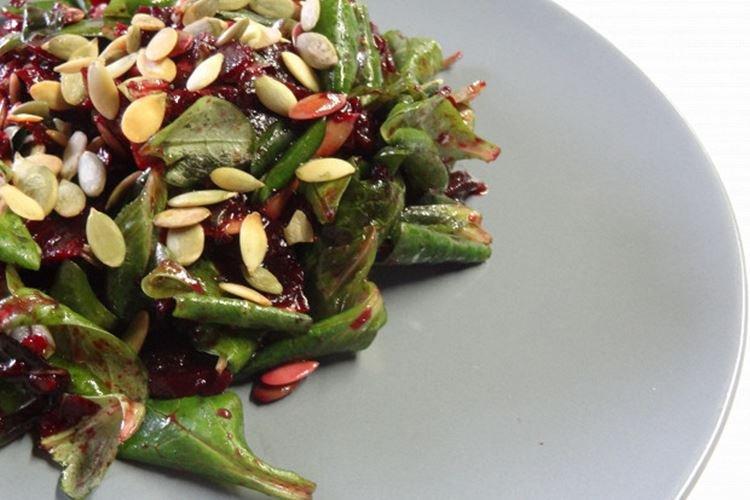 Cалат из свеклы вареной рецепты вкусные простые