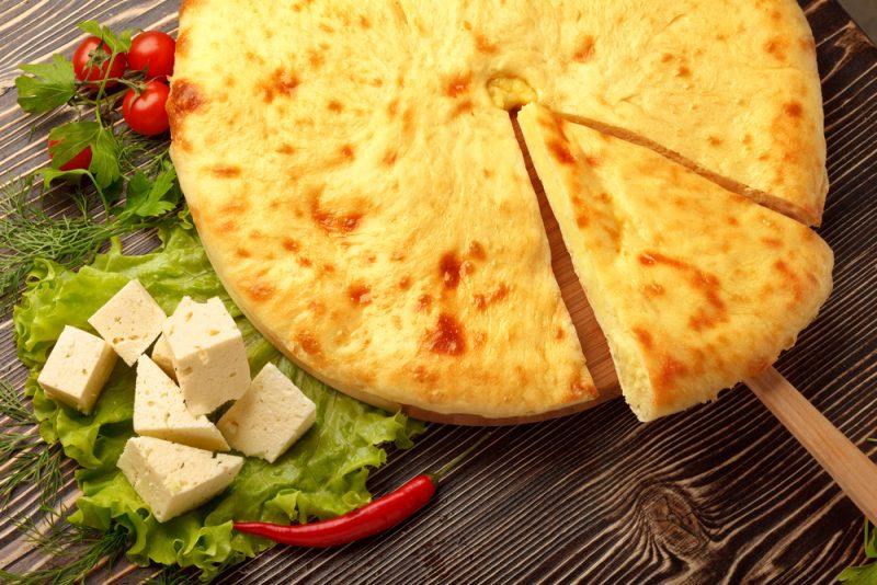 Настоящий осетинский пирог рецепт от осетинки