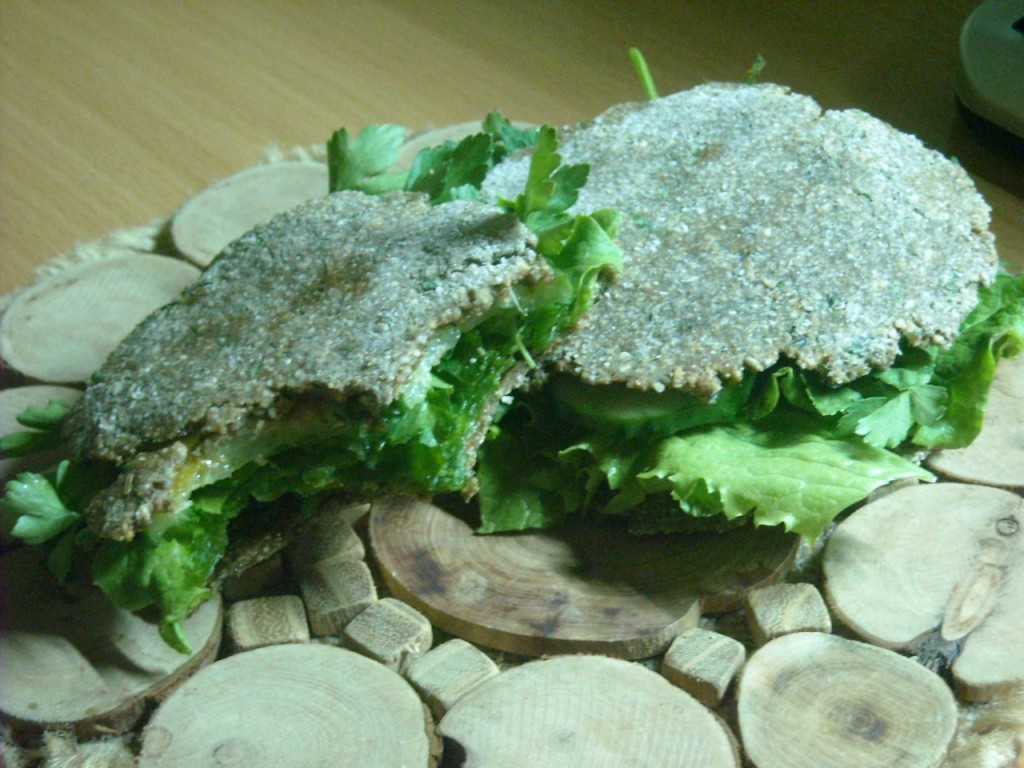 Сыроедческий хлеб рецепт