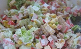 Топ 10 рецептов быстрые и вкусные салаты на скорую руку