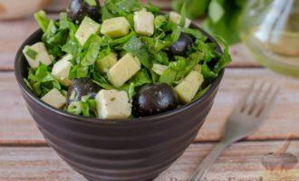 Топ 10 рецептов салат со шпинатом