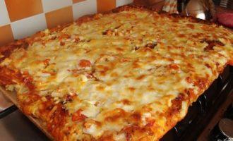 Самая быстрая пицца топ 10 рецептов