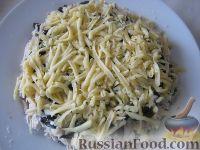 Топ 10 рецептов салат с черносливом и курицей