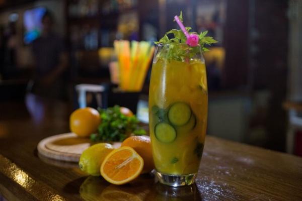 вода с апельсином для похудения
