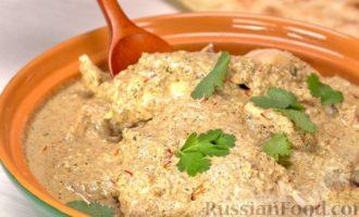 Сациви из курицы по грузински с грецкими орехами классический рецепт с пошаговыми фото и видео в домашних условиях