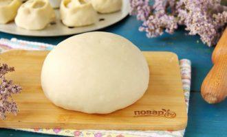 Тесто на манты лучший рецепт без яиц