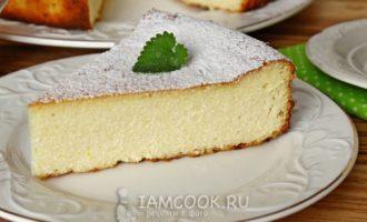 10 лучших рецептов творожный пирог с манкой