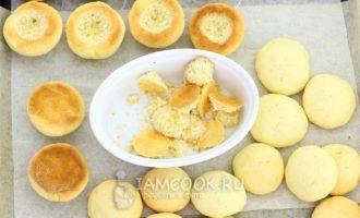 Печенье Персики