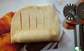 Булочки с сосисками