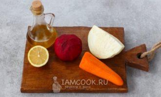 Салат щетка для очищения кишечника рецепты